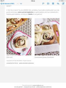 Newsletter Sample 2